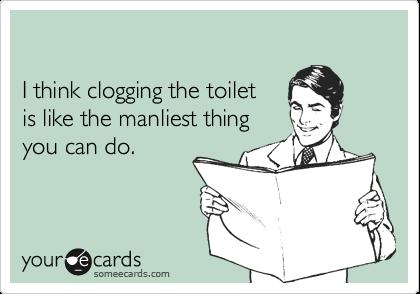Toilet Clogger