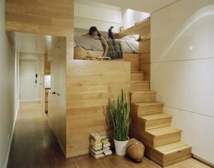 How to live large in a 500 sq. ft apartment : theCHIVE