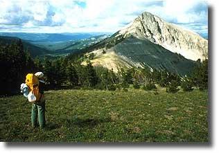 Backcountry Camping & Hiking - Yellowstone National Park
