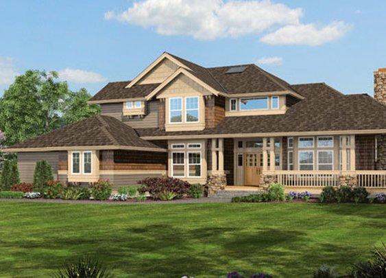 Chinook House Plan - 3215