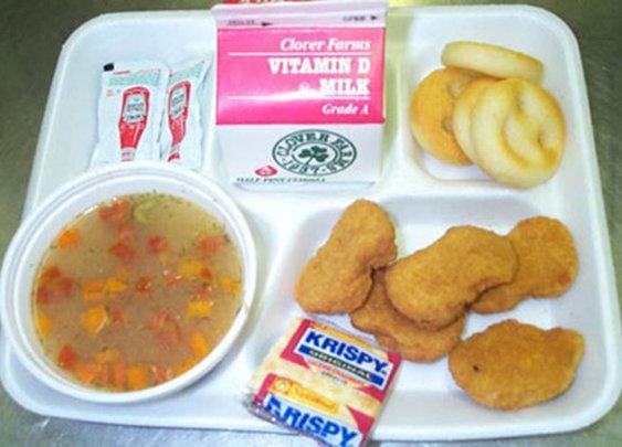 Prison Food or School Food? - prison-food-or-school-food-14 | CityRag