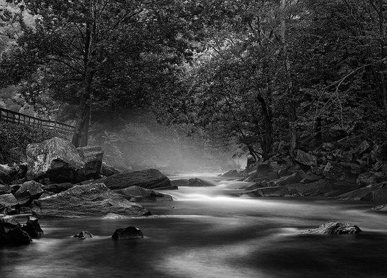 Nantahala Falls: Low Water