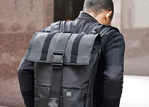 The Rambler Backpack by Mission Workshop - Buzzraid