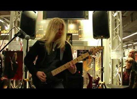 Jeff Loomis - The Obsidian Conspiracy: Bonus Video      - YouTube