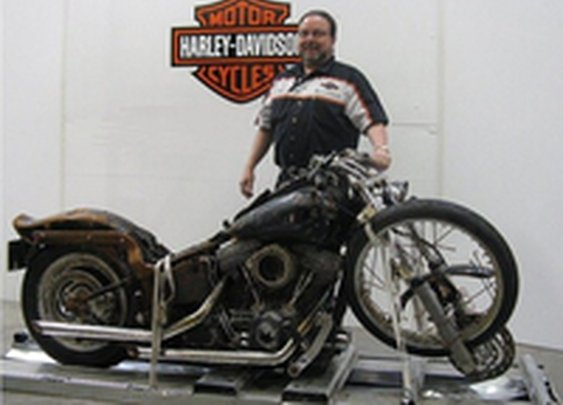 Harley-Davidson Swept Away During Japanese Tsunami is Headed to H-D Museum After Owner Refuses Its Return