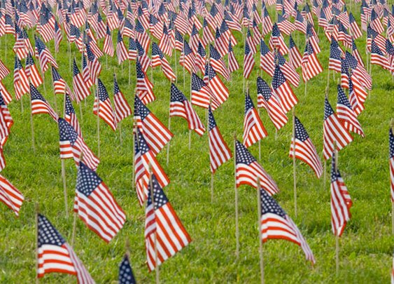 How to Fly the American Flag - Mental Floss
