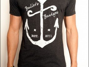 United States Navy Anchor Shirt | Bullets2Bandages