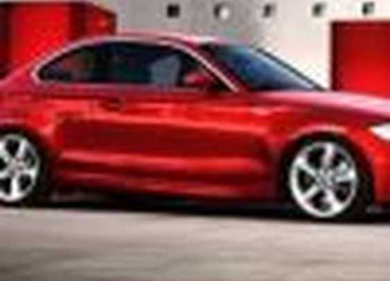 Does BMW have a 1-Series sedan in the works?