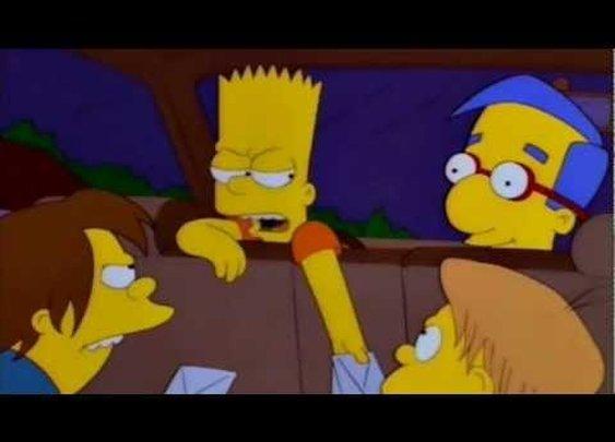 Breaking Bart - Breaking Bad/Simpsons Mashup (Video)