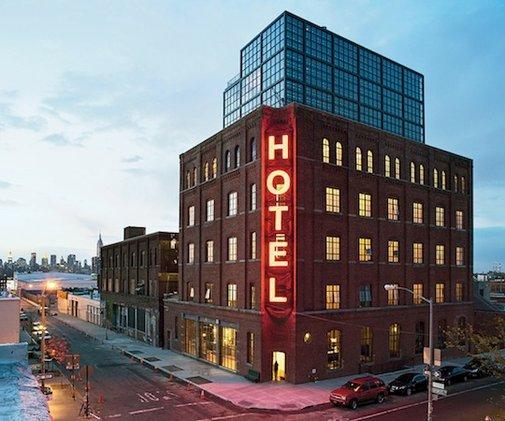 Wythe Hotel - Williamsburg | Selectism.com