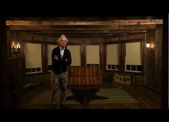 Bill Murray Hosts a Tour of Moonrise Kingdom