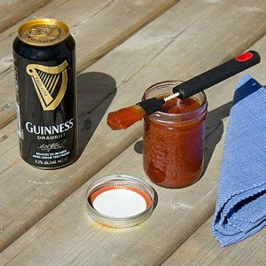 Guinness BBQ Sauce Recipe - dry stout, grilling