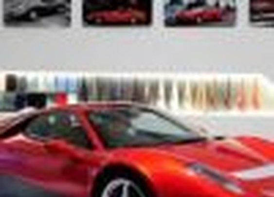 Ferrari SP12 EC: An Italian stallion designed for Eric Clapton