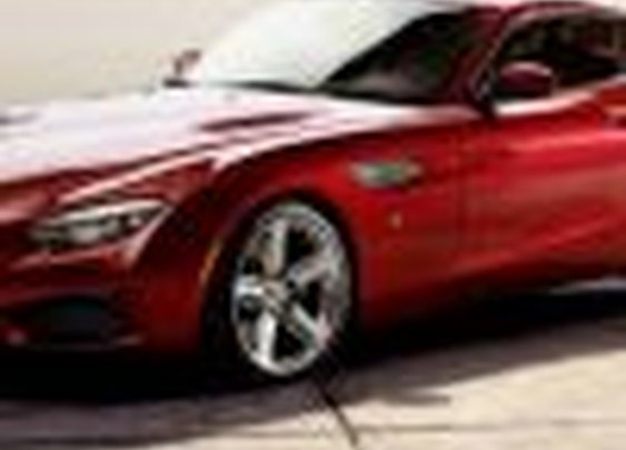 BMW Zagato Coupé: Is BMW getting out of its styling rut?