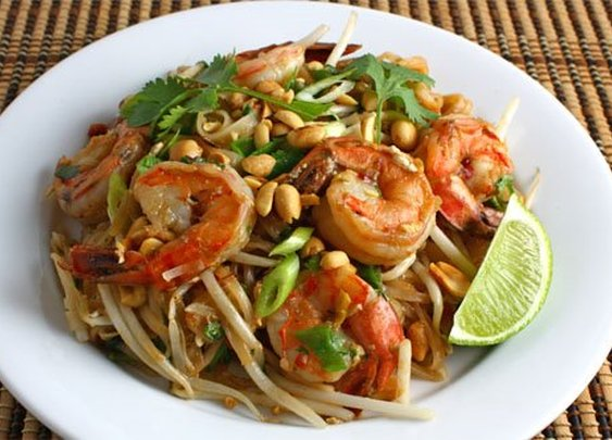 Closet Cooking: Pad Thai