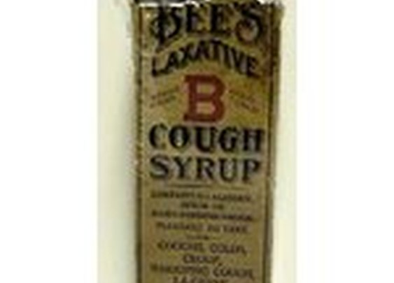 Bee's Laxative B Cough Syrup
