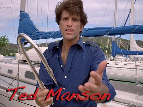Ted Manson