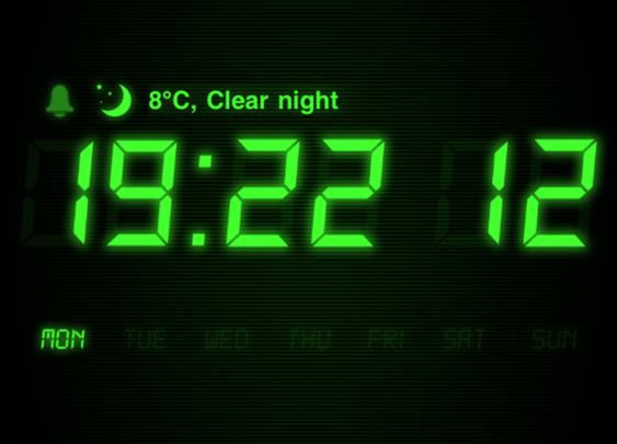 My Liturgical Clock