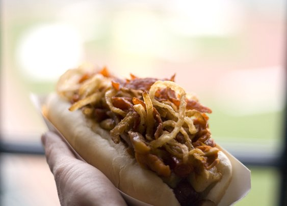 16 Awesome Stadium Foods