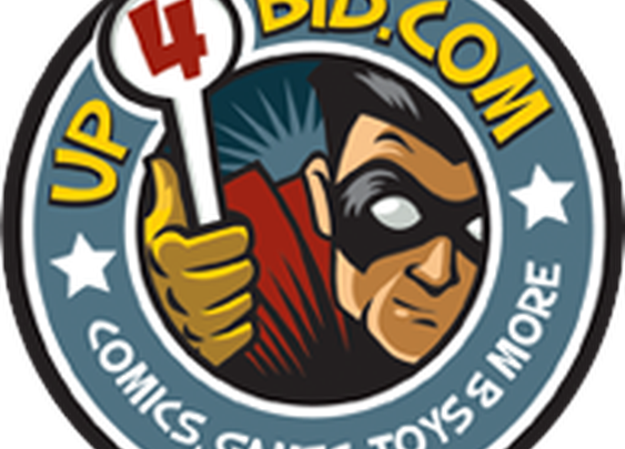 UP4BID.COM | AUCTIONS FOR GEEKS, BY NERDS.™ | Comics, Games, Toys & Other Cool Collectibles