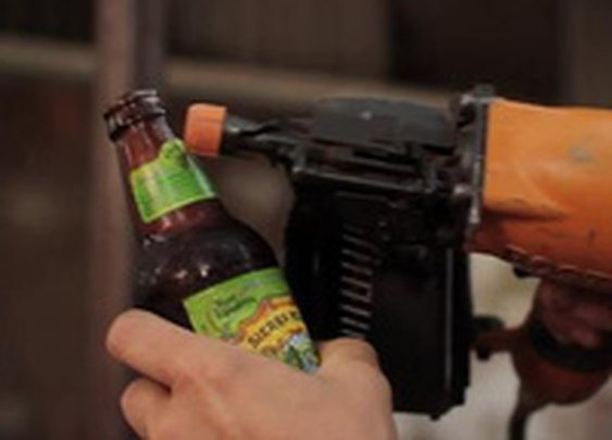 The Most Creative (and Ridiculous) Ways To Open a Beer Bottle