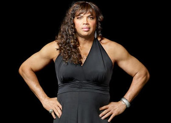 Watch Charles Barkley Dress Like A Woman In His New Weight Watchers Commercial   DrJays.com Live    Fashion. Music. Lifestyle
