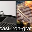 26.75 Inch Grill Grates For Kettle Grills