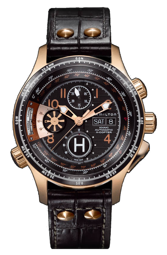 Hamilton Watch · X-Copter