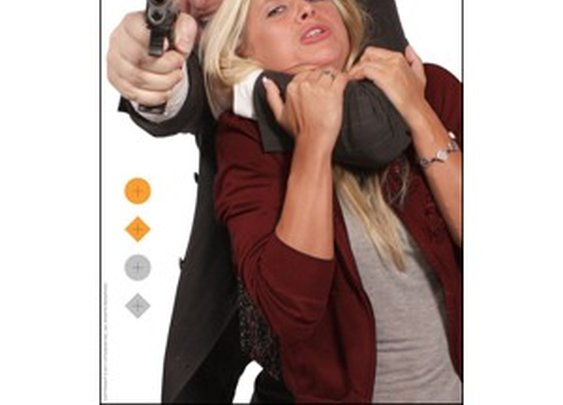 OPSGEAR Real Threat Target - Hostage Taker