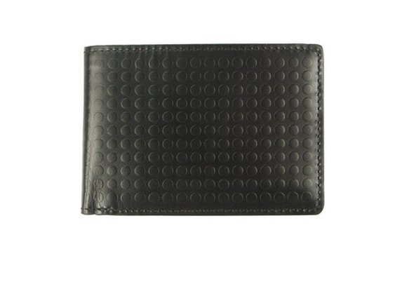 Altrus Superslim Bifold Wallet - Black