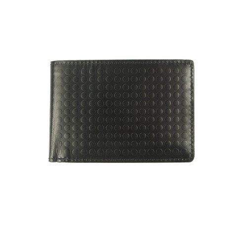 Altrus Superslim Bifold Wallet - Black