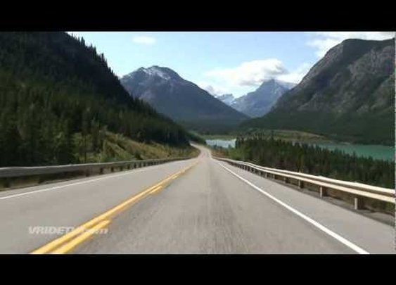 Motorcycle Riding, Rocky Mountains. Adventure travel Canada      - YouTube