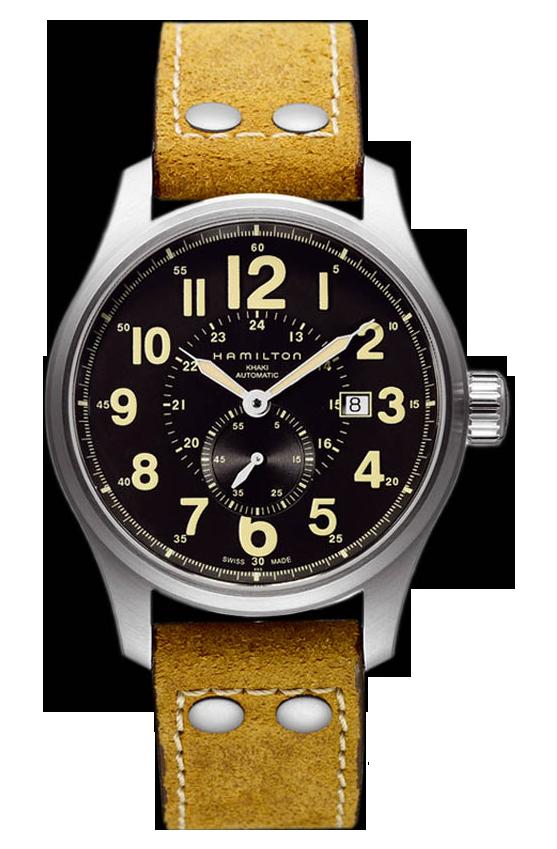 Hamilton Watch · Officer Auto