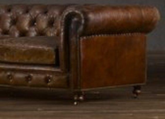 Kensington Leather Sofas | Sofas | Restoration Hardware