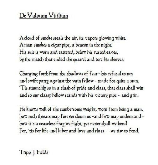 De Valorum Virilium