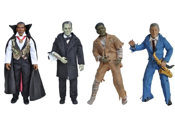 "Presidential Monsters 8"" Action Figures"