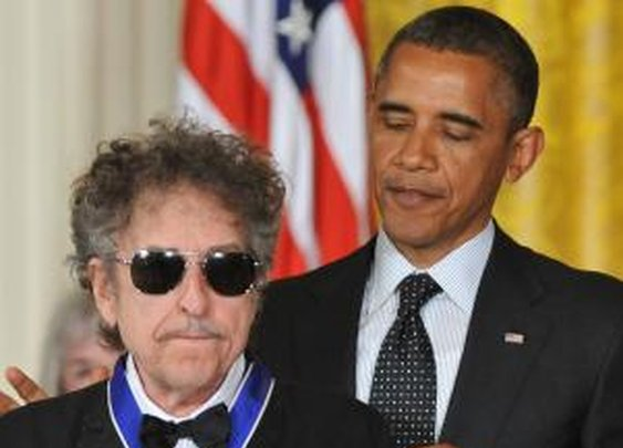 Dylan Gets a Medal!
