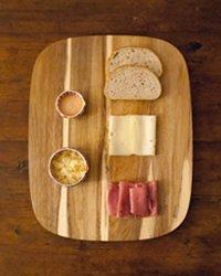 Stately Sandwiches
