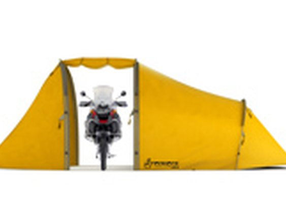 Expedition Tent 2 Man Adventure Motorcycle Tent
