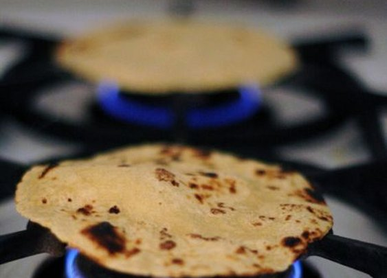 My Favorite Way to Heat Up Tortillas  | The Kitchn
