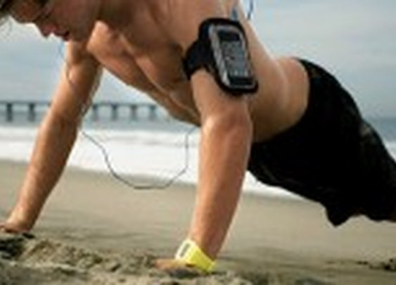 iSweat: The 7 Best Fitness Apps | Mademan.com