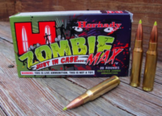 Zombie Max (Live) Ammo by Hornady