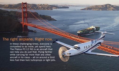 Welcome to Pilatus Aircraft Ltd - PC-12