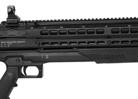 UTS-15 Production Starting in US: The 14+1 Bullpup Shotgun - Gun News at Guns.com