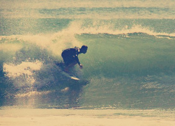 » Surfing The OBX