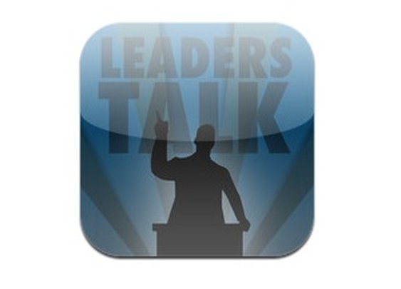 Leaders Talk: Improve Speech Skills By Listening Speeches Of Popular Leaders [iOS]