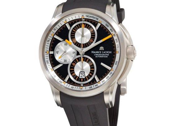 Luxury Swiss Watchmaker Maurice Lacroix