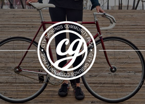 City Grounds : Custom Fixed Gear Bikes & Urban Cycling Gear