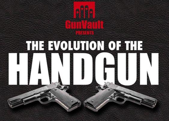 The Evolution of the Handgun by GunVault  | GunVault