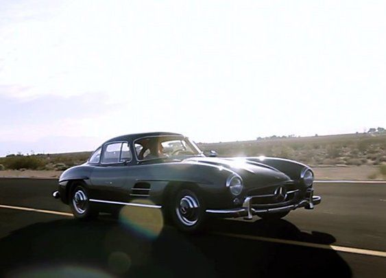 Why the Mercedes 300SL Gullwing is so damn special, as described by an owner